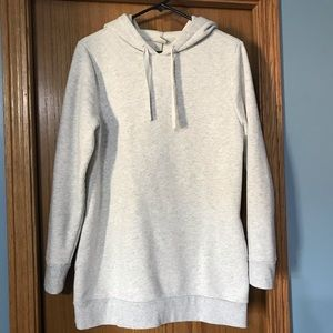 EUC Tunic Hooded Sweatshirt
